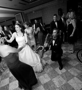 Sax-and-Bride